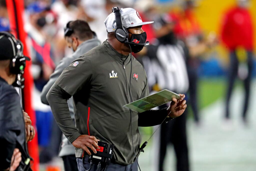 Biggest winners from Super Bowl LV: Byron Leftwich and Todd Bowles