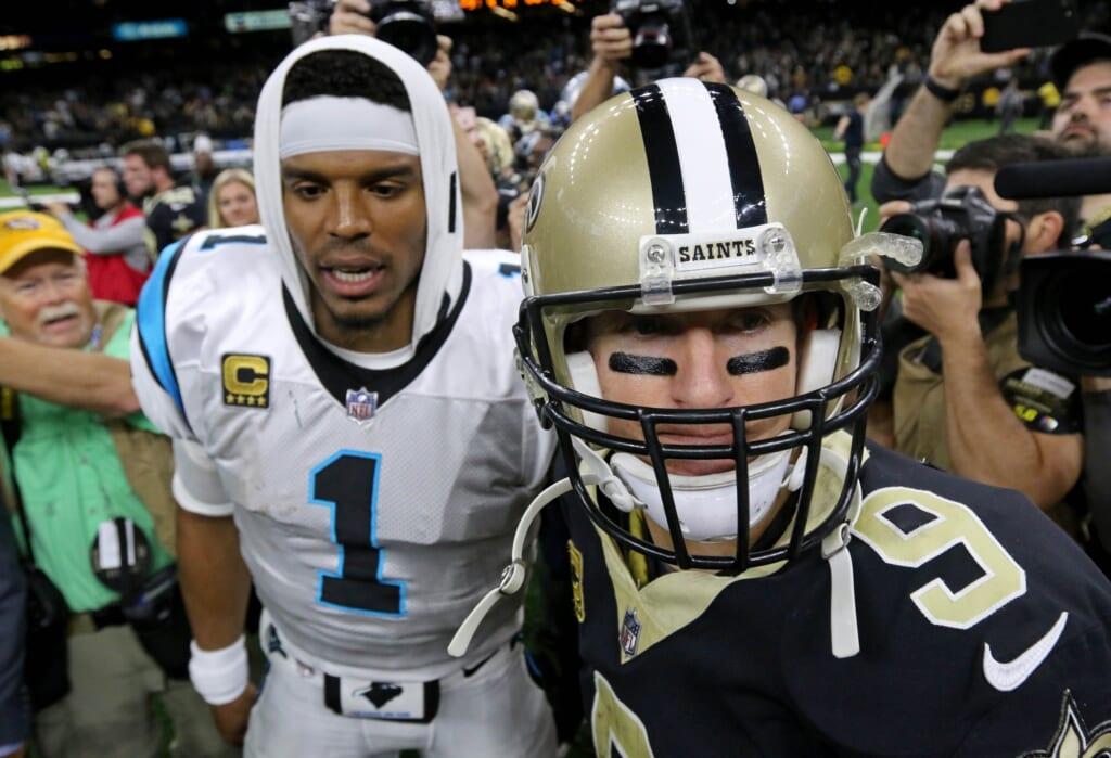 Cam Newton to New Orleans Saints