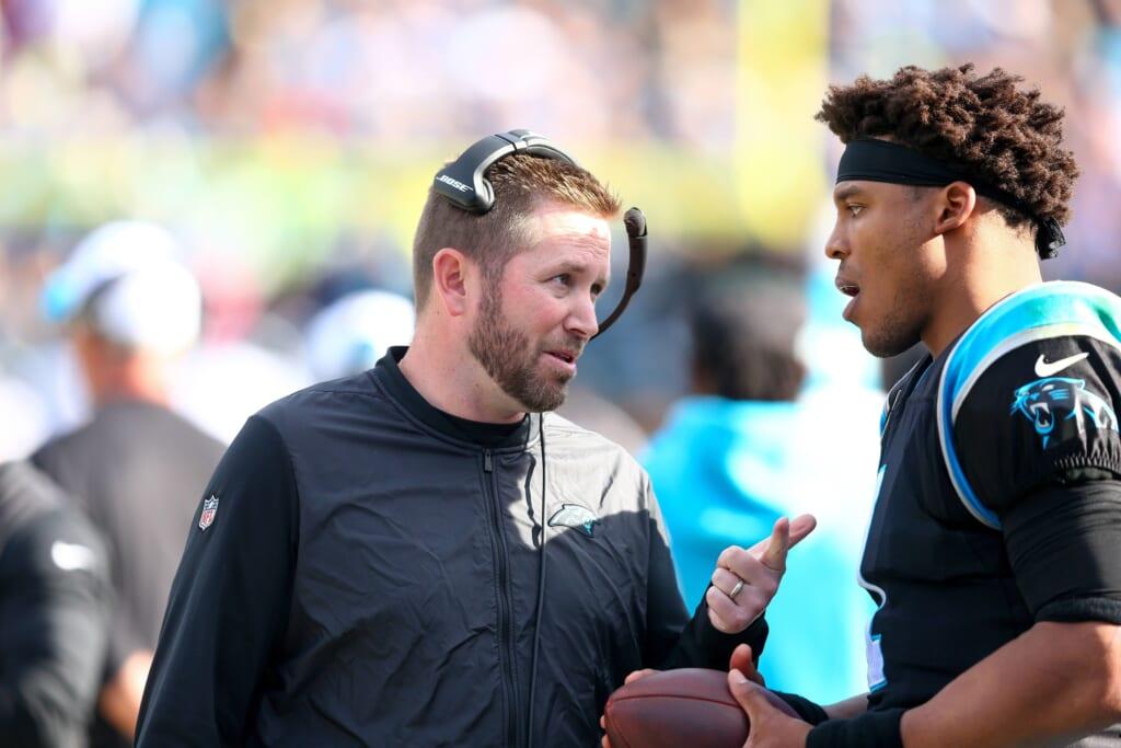NFL QB carousel 2021: Cam Newton to Washington Football Team?