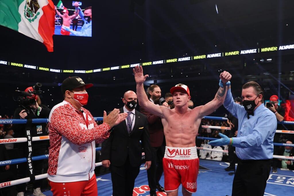 How Canelo Alvarez remains dominant