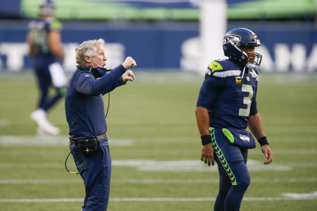 How other superstar QBs impact a potential Russell Wilson trade