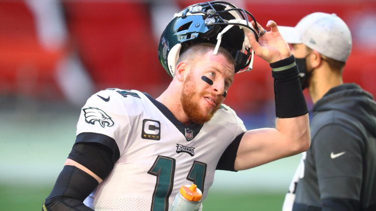 NFL world reacts to Carson Wentz being traded to Indianapolis Colts