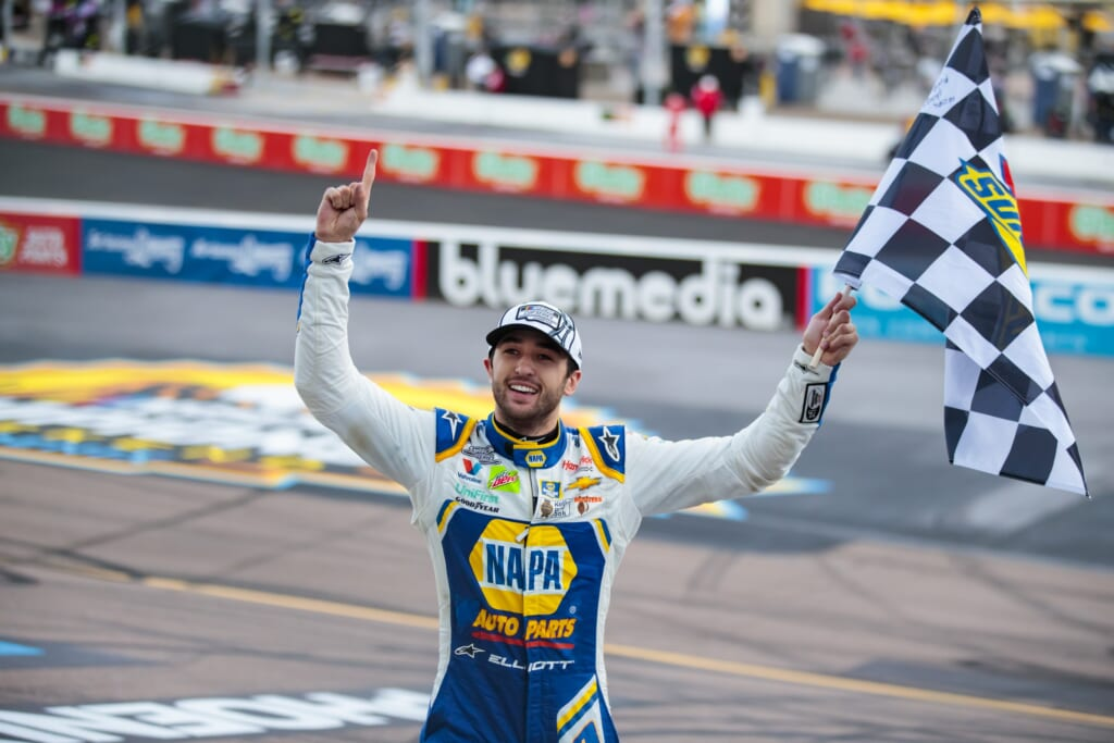 Will Chase Elliott lead Hendrick Motorsports to another championship?
