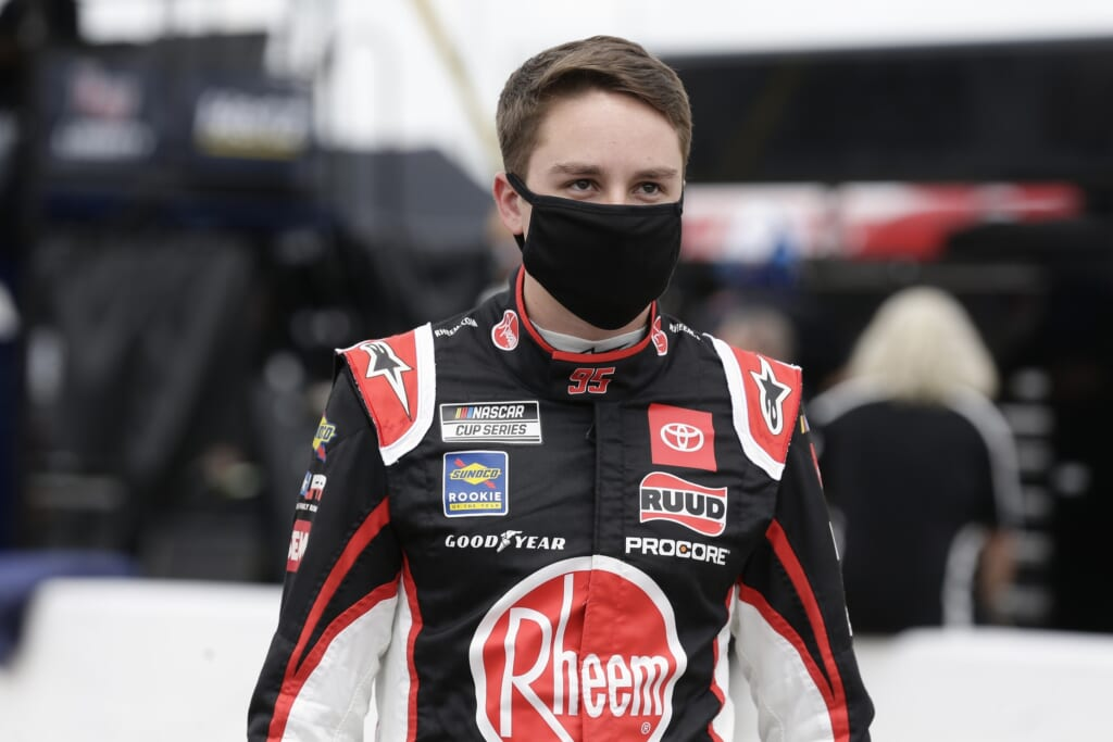 Christopher Bell could begin his journey as NASCAR's next superstar