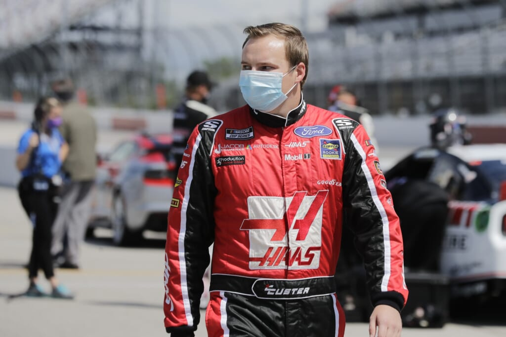 Cole Custer looks to return to the playoffs after winning last season