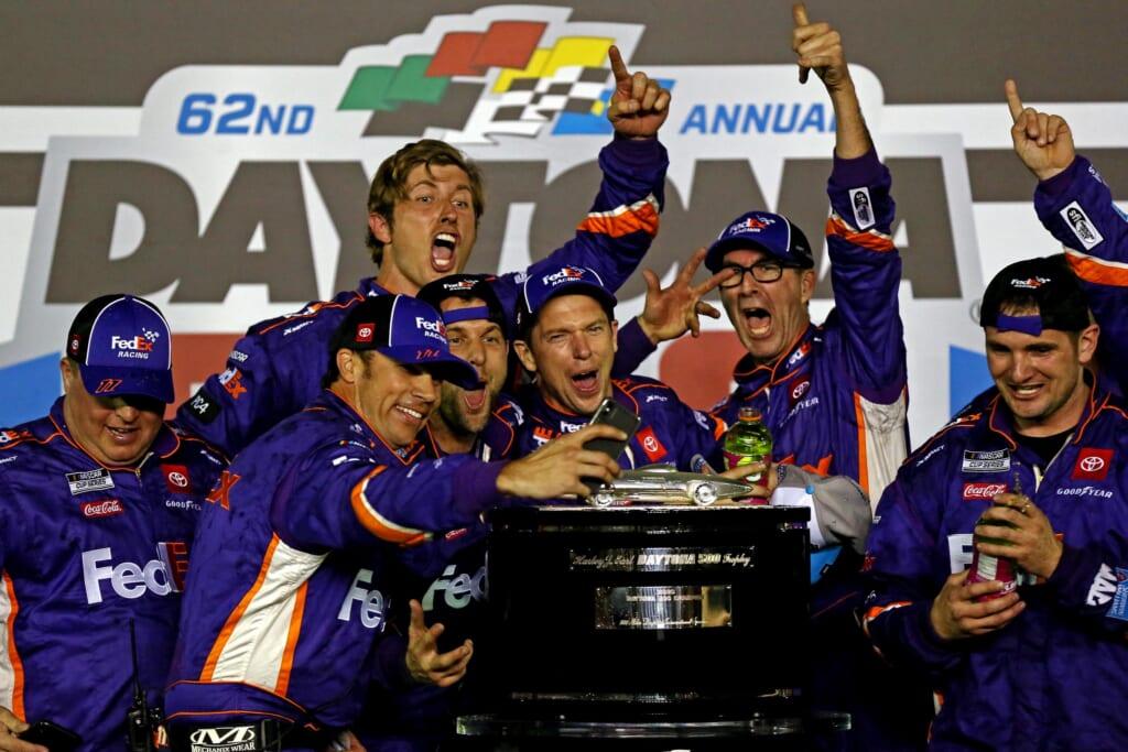 NASCAR schedule: Cup Series Daytona