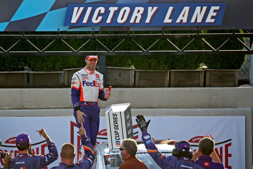Will Denny Hamlin finally win his first NASCAR Cup Series championship?