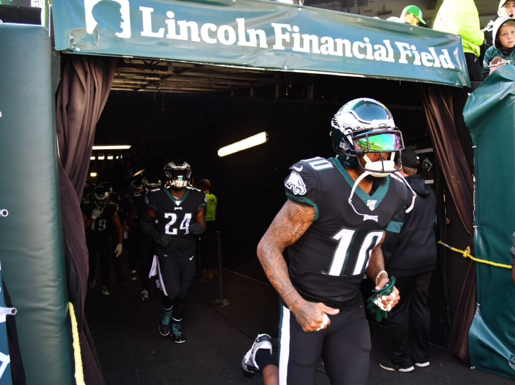 Can DeSean Jackson land with a championship contender in 2021?
