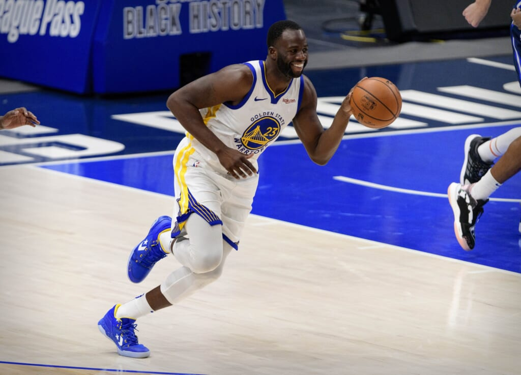 Does Draymond Green have a point?