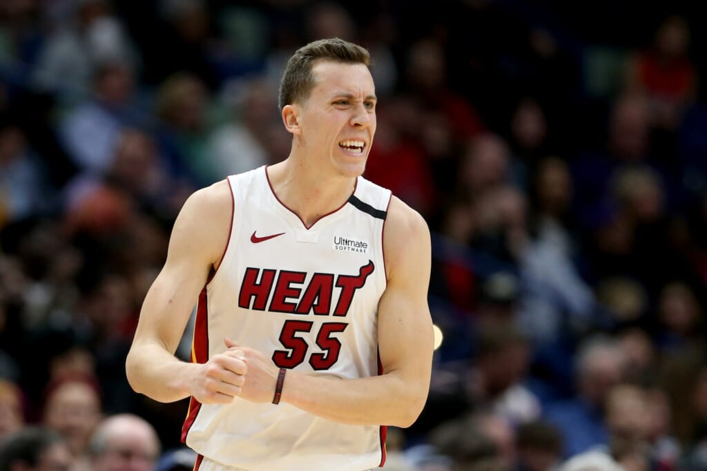 2021 NBA free agents: Duncan Robinson
