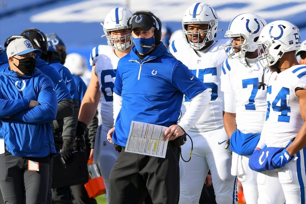 Colts vs Lions