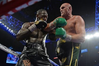Heavyweight boxing rankings: Best heavyweight division boxers today