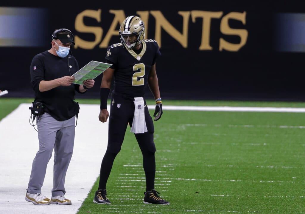 Marcus Mariota to New Orleans Saints