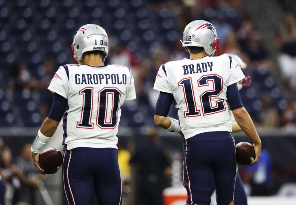 Jimmy Garoppolo, New England Patriots rumors