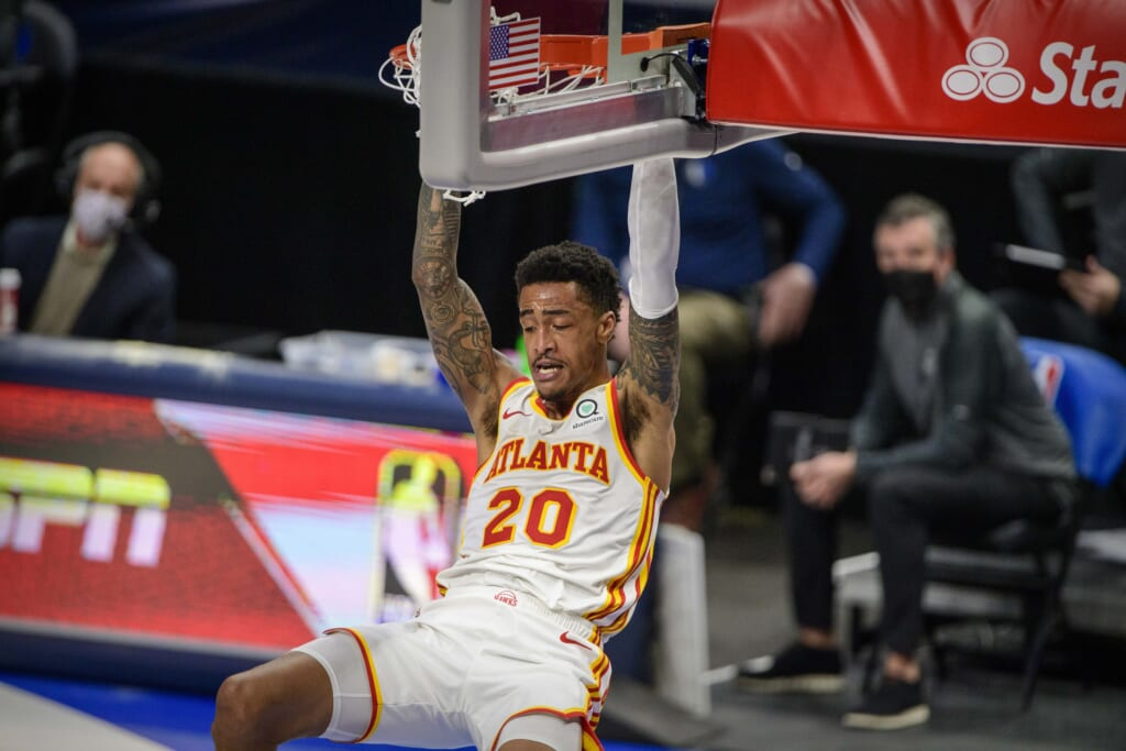 Minnesota Timberwolves trade target: John Collins