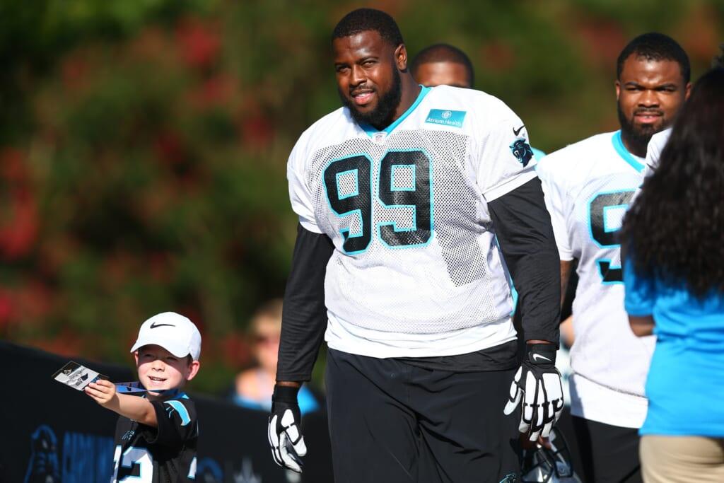 Outlook for Carolina Panthers, Kawann Short after parting of ways