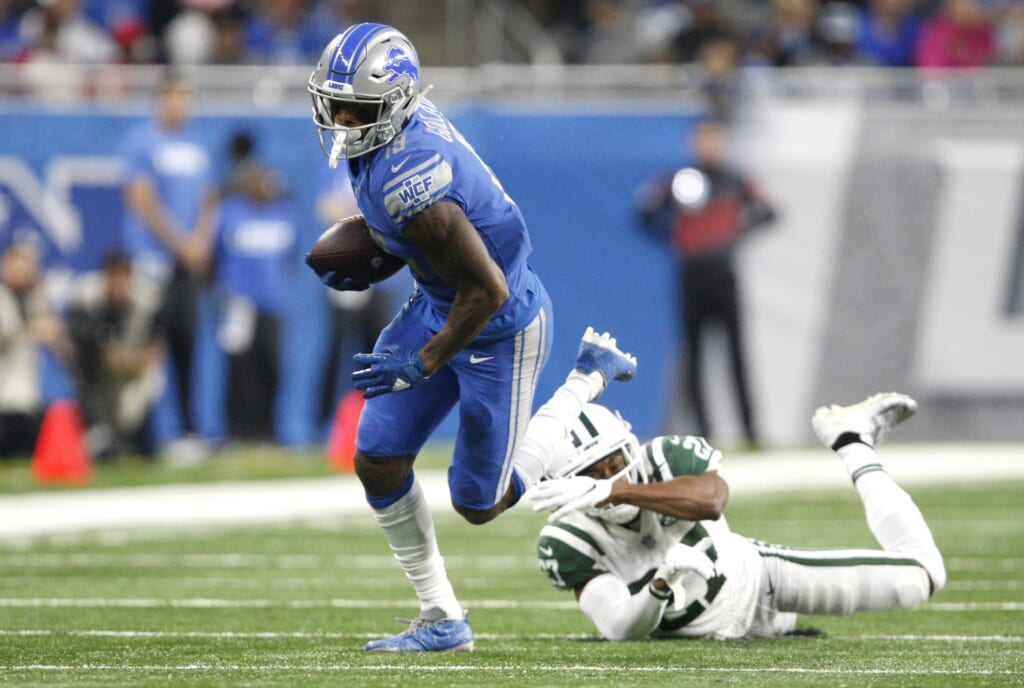 Kenny Golladay to New York Jets