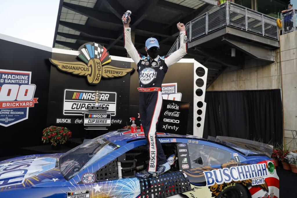 NASCAR regular-season winners 2021