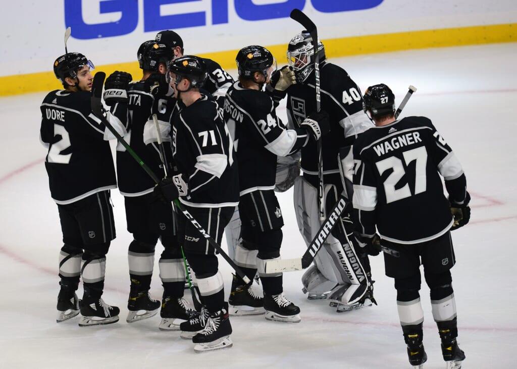 NHL power rankings: Los Angeles Kings