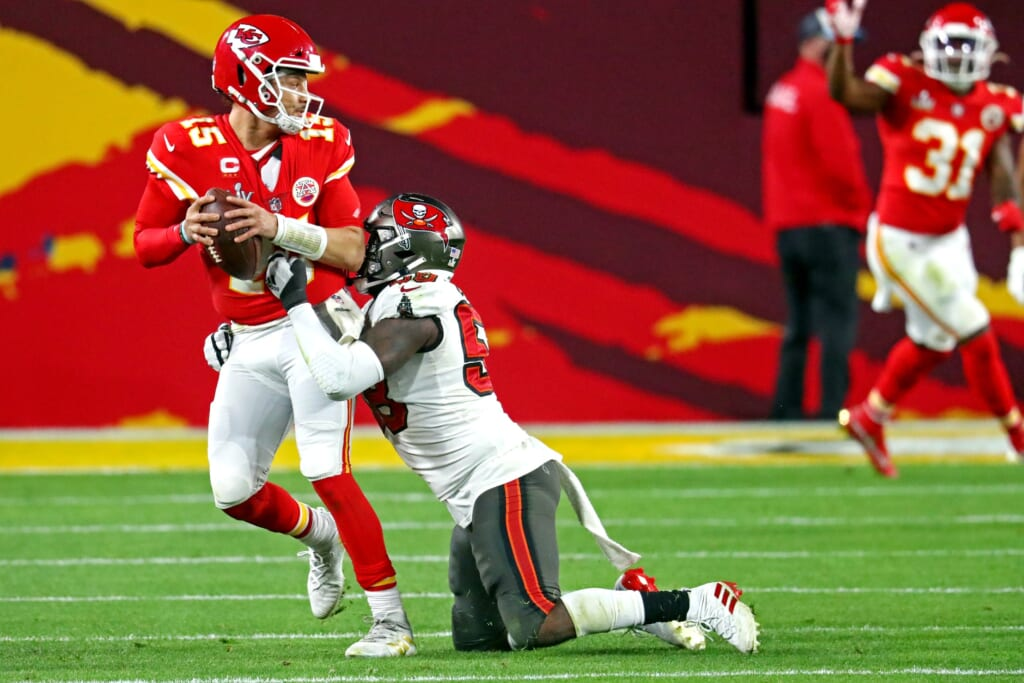 Biggest losers from Super Bowl LV: Patrick Mahomes