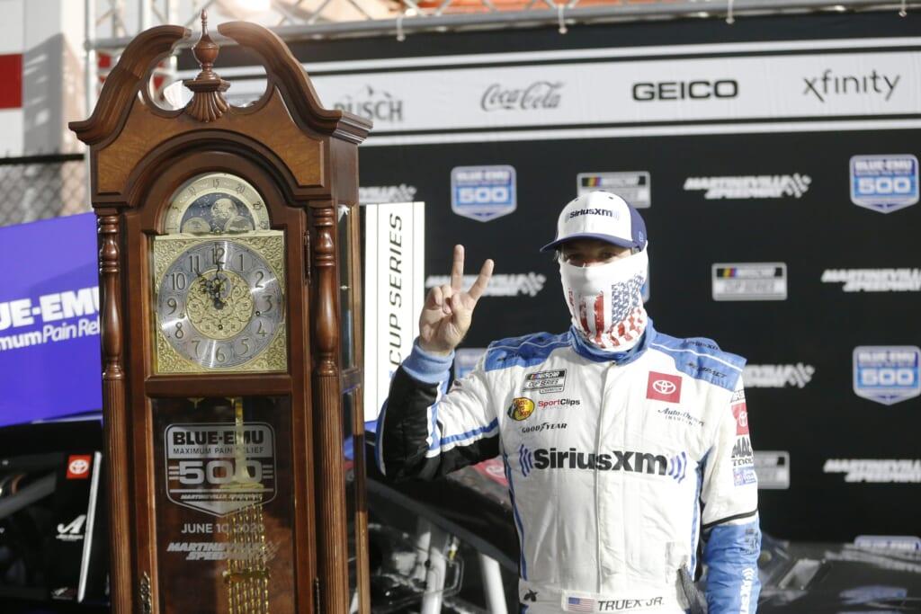 Martin Truex Jr. still has more left in the tank with NASCAR