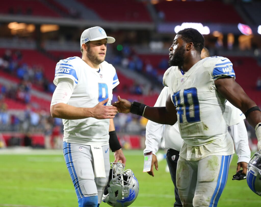 Can Matthew Stafford deliver the Los Angeles Rams a Super Bowl title?