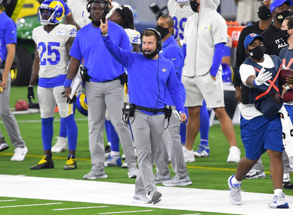 Super Bowl start time: Can Sean McVay lead the Rams to host the Big Game?