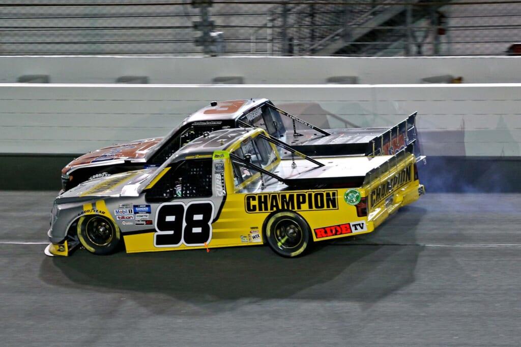 NASCAR schedule: Truck Series at Daytona