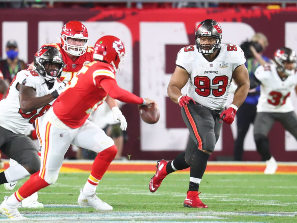 Tampa Bay Buccaneers roster: Stars likeliest to find new teams in 2021