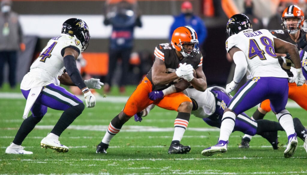 Next moves for Cleveland Browns: Extend Nick Chubb