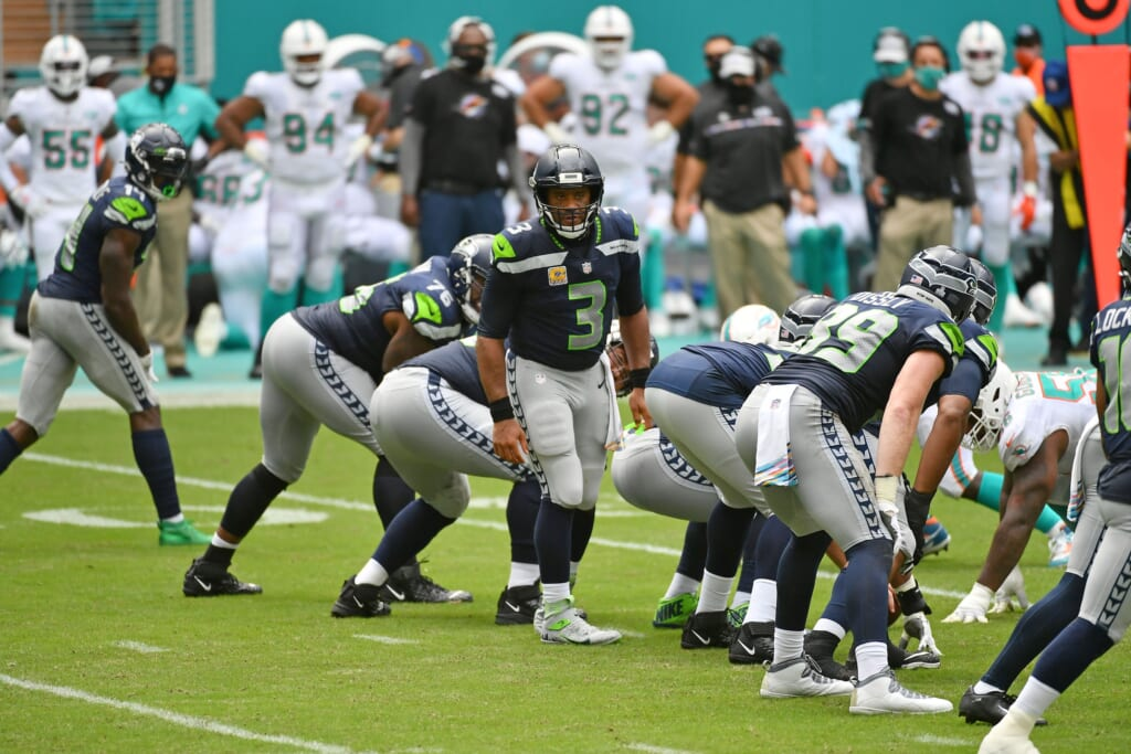Extreme scenarios for NFL QB trades: Russell Wilson to Miami Dolphins?