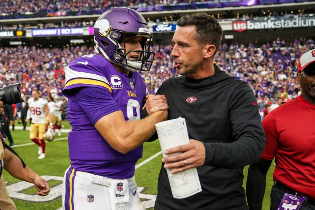 Extreme scenarios for NFL QB trades: An epic 3-team deal