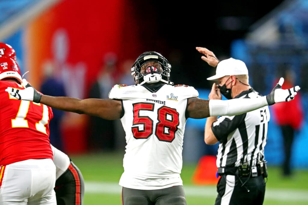 Tampa Bay Buccaneers roster: Key free agents to re-sign