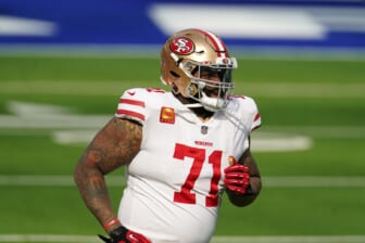Trent Williams, San Francisco 49ers agree to historic contract