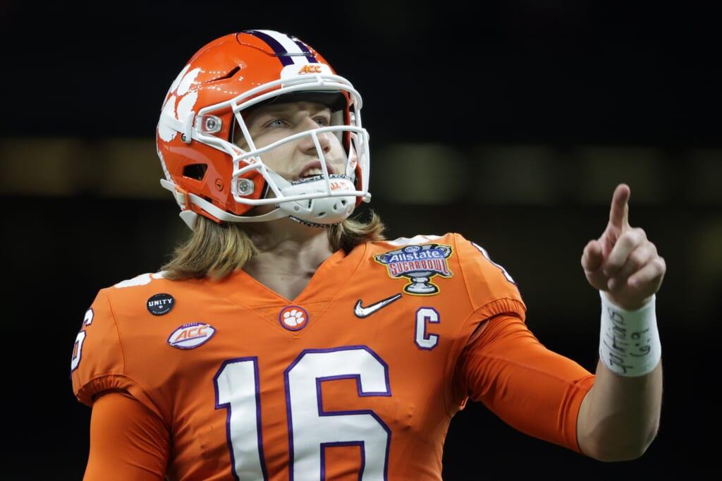 2021 NFL mock draft: 2021 NFL Draft, Trevor Lawrence