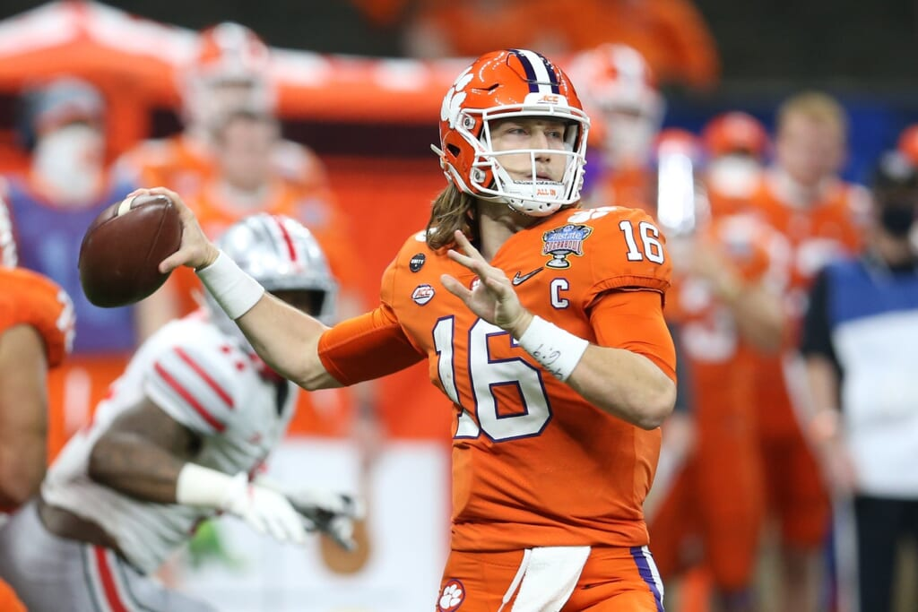 Trevor Lawrence pro day: Biggest takeaways, highlights from Clemson star's showcase