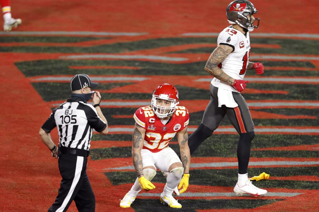 Biggest losers from Super Bowl LV: Kansas City Chiefs vs. officiating crew