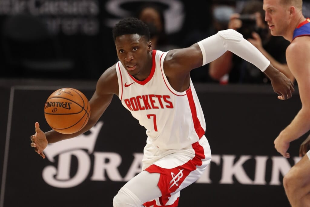 Golden State Warriors rumors: Victor Oladipo trade