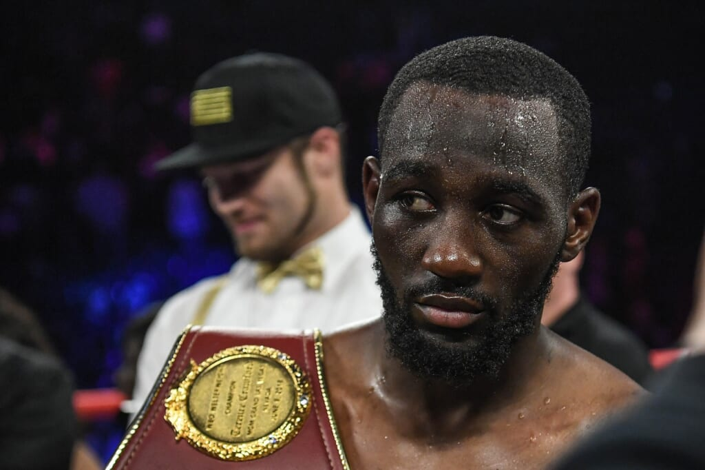 Welterweight Boxing Rankings: Terence Crawford