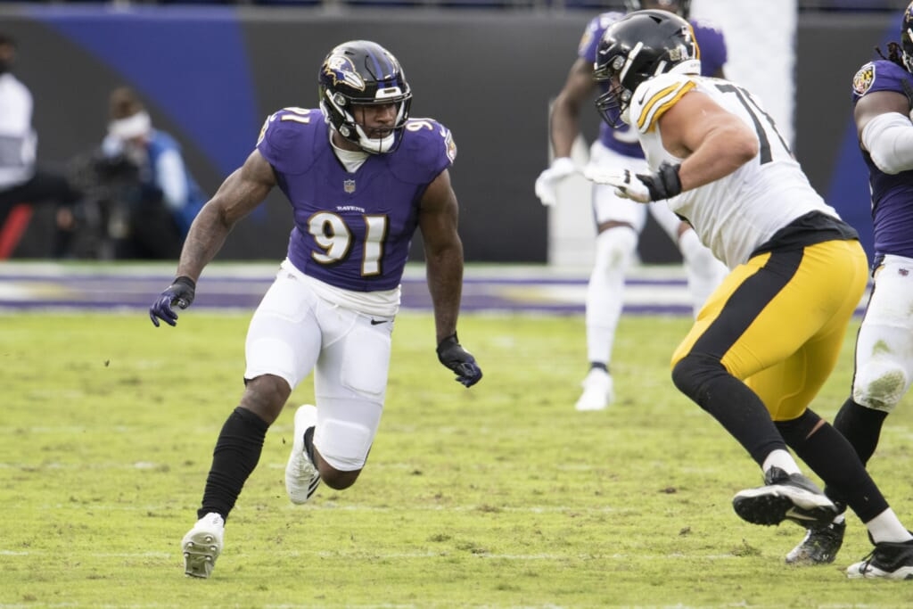 NFL free agents 2021: What will Baltimore Ravens do with Matthew Judon and Yannick Ngakoue?
