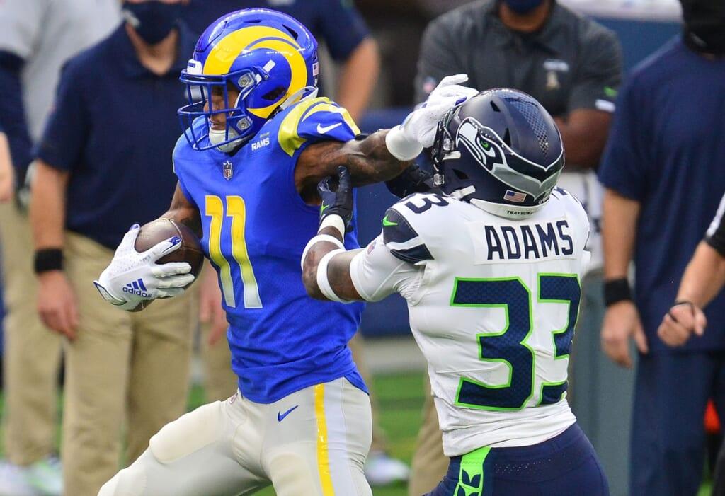 Seattle Seahawks safety Jamal Adams