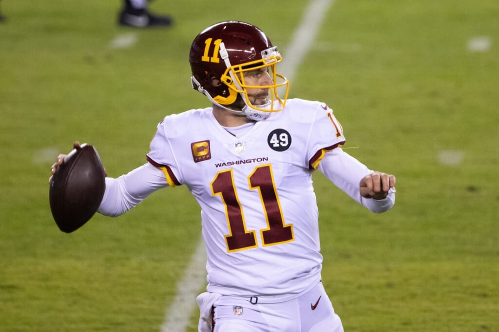 Alex Smith could be an option for the Chicago Bears