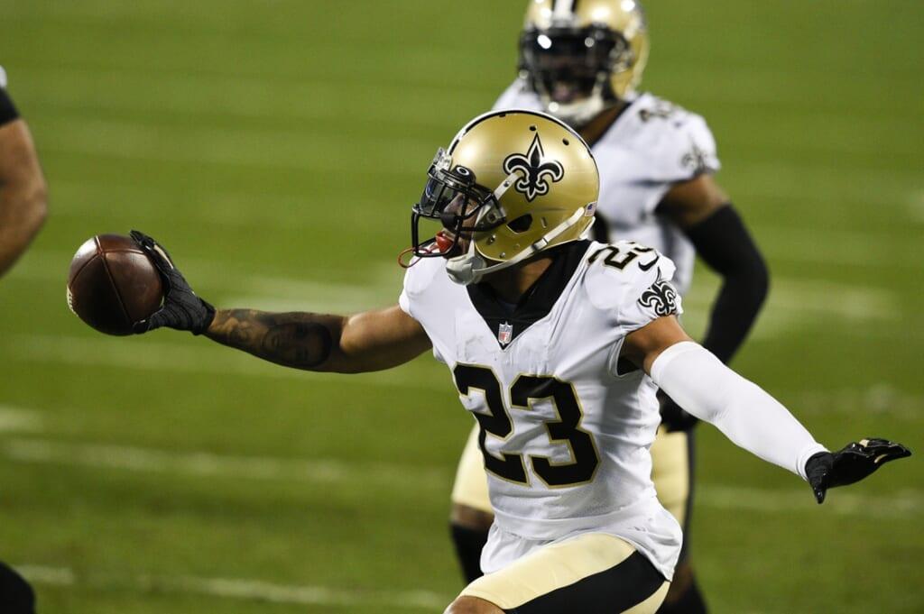 NFL Draft trades: Marshon Lattimore