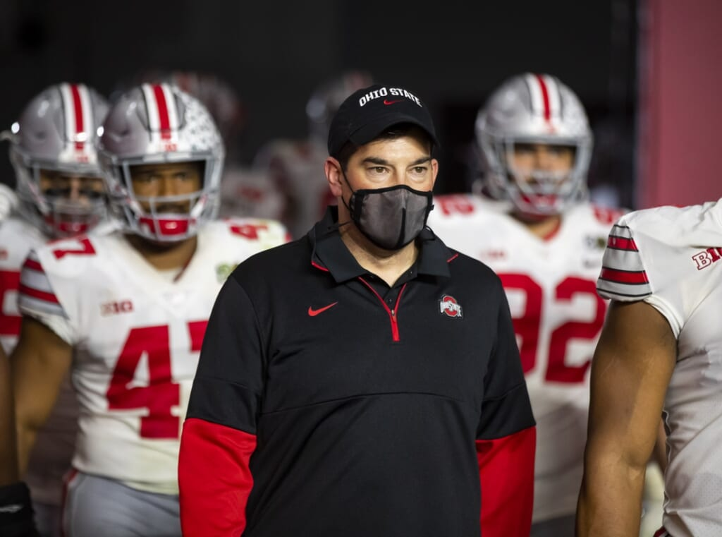Highest-paid college football coaches: Ryan Day, Ohio State