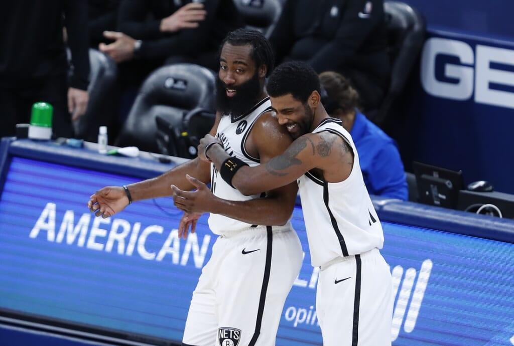 NBA power rankings, Brooklyn Nets