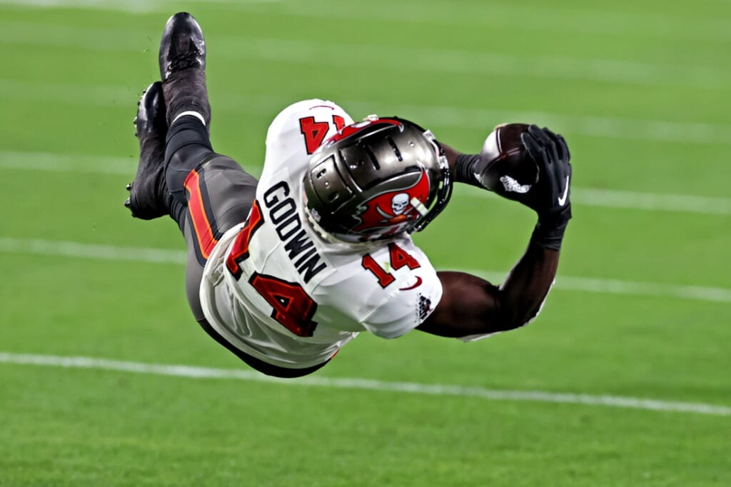 2022 NFL free agents: Chris Godwin