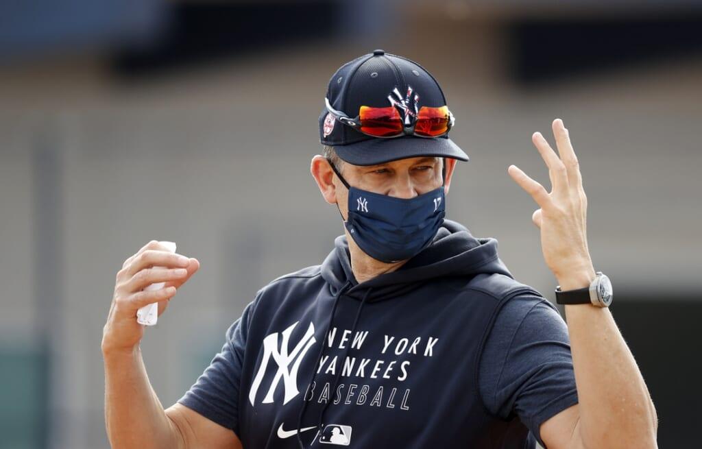 Burning questions for 2021 MLB season: New York Yankees