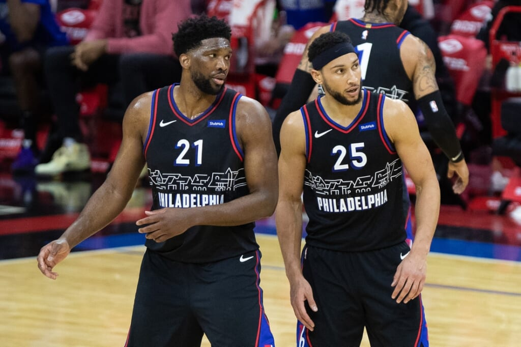 Philadelphia 76ers, Ben Simmons