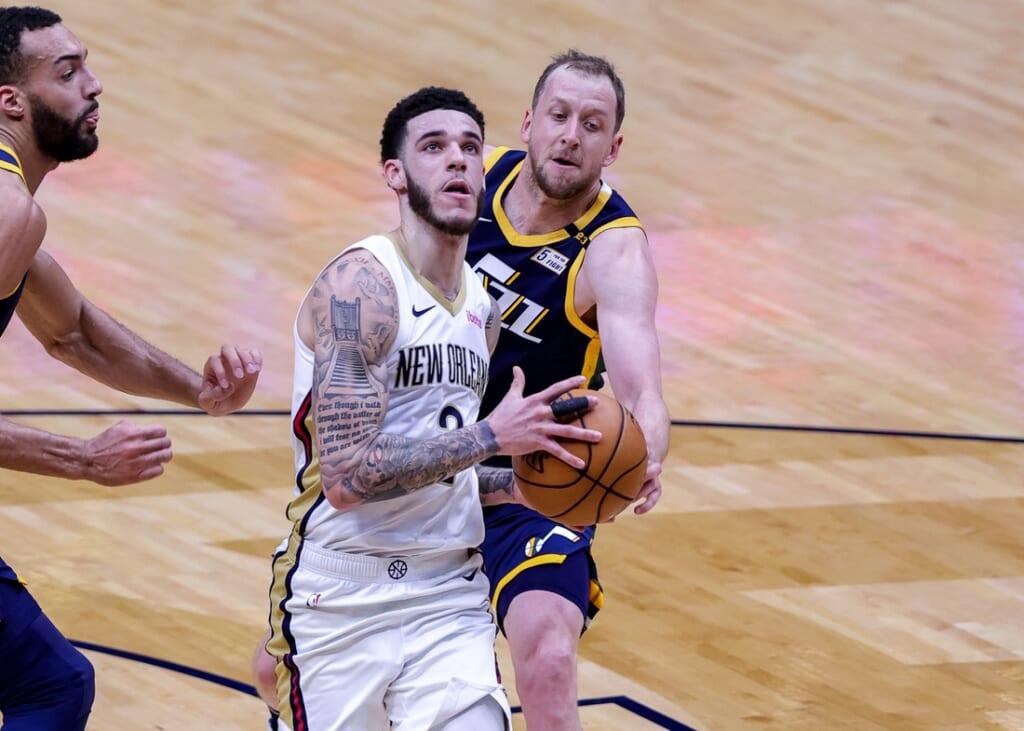 New York Knicks rumors: Lonzo Ball trade