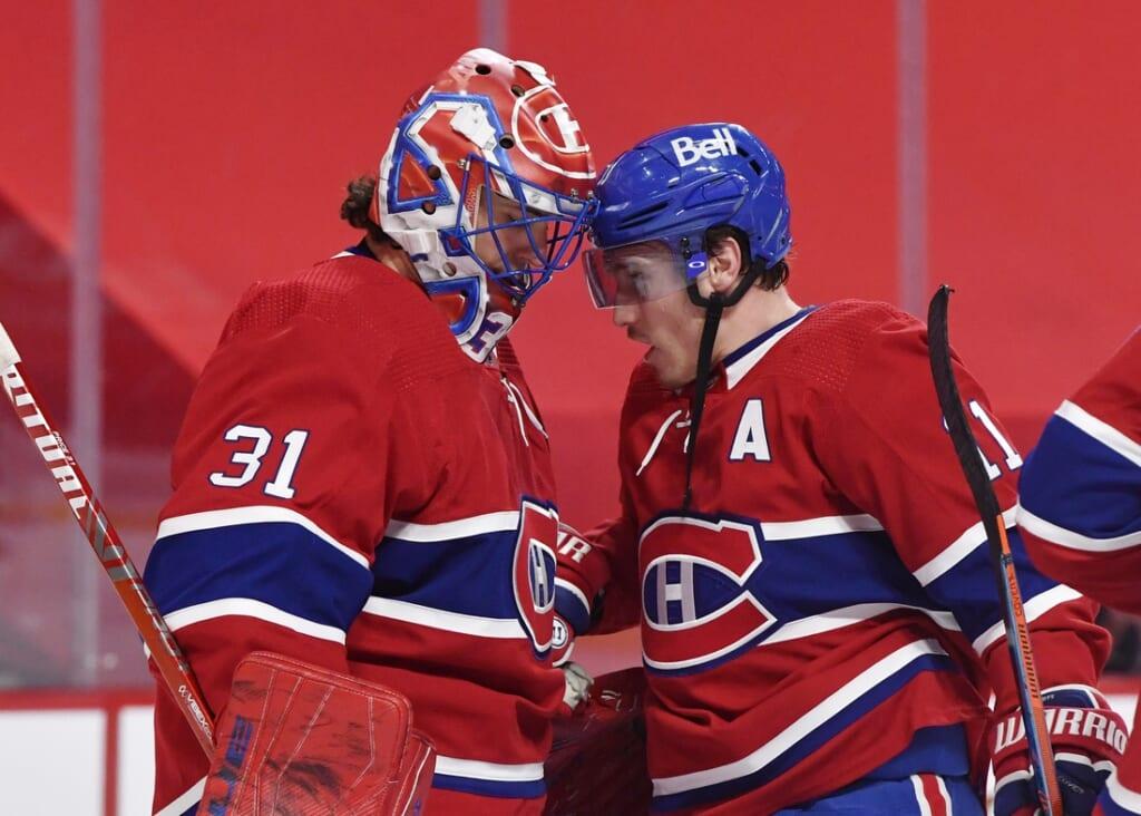 NHL power rankings: Montreal Canadiens